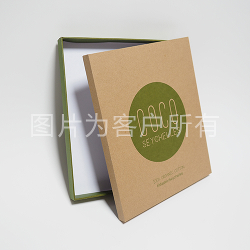 Heaven and earth cover gift box