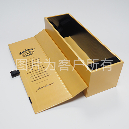 Glass cup box
