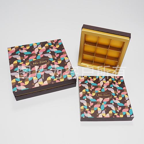 Chocolate boutique boxes