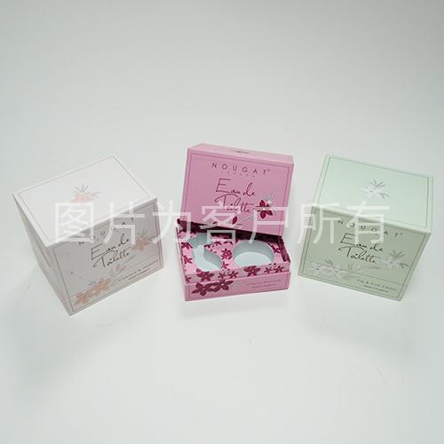 Perfume bottles handmade boxes