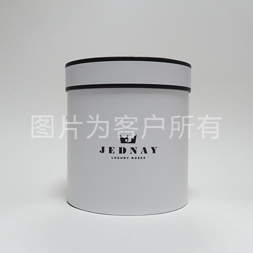 Cylinder color box