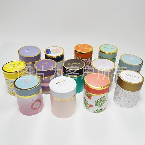Glass cup handmade box